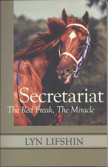 Secretariat book cover